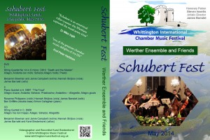 DVD cover Schubert small